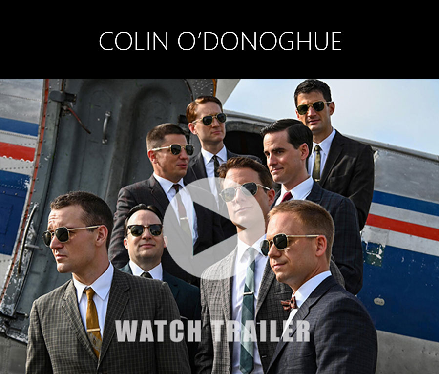 Colin O'Donoghue Trailer for 'The Right Stuff'