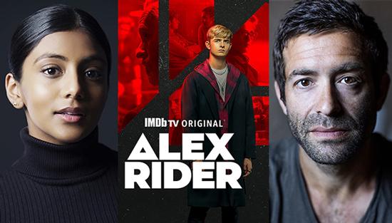 Charithra Chandran & Thomas Levin - Alex Rider