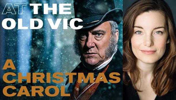 Rebecca Trehearn - Christmas  Carol