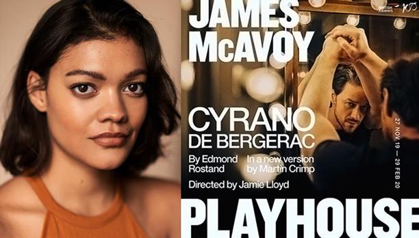 Carla Harrison-Hodge - Cyrano de Bergerac