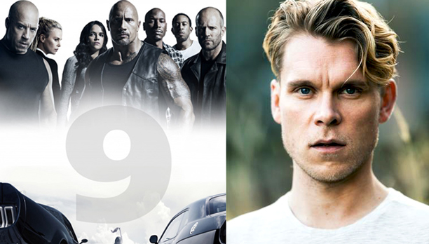 Thue Ersted-Rasmussen - fast and furious 9