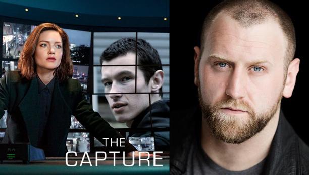 James Ballanger - BBC Drama 'The Capture