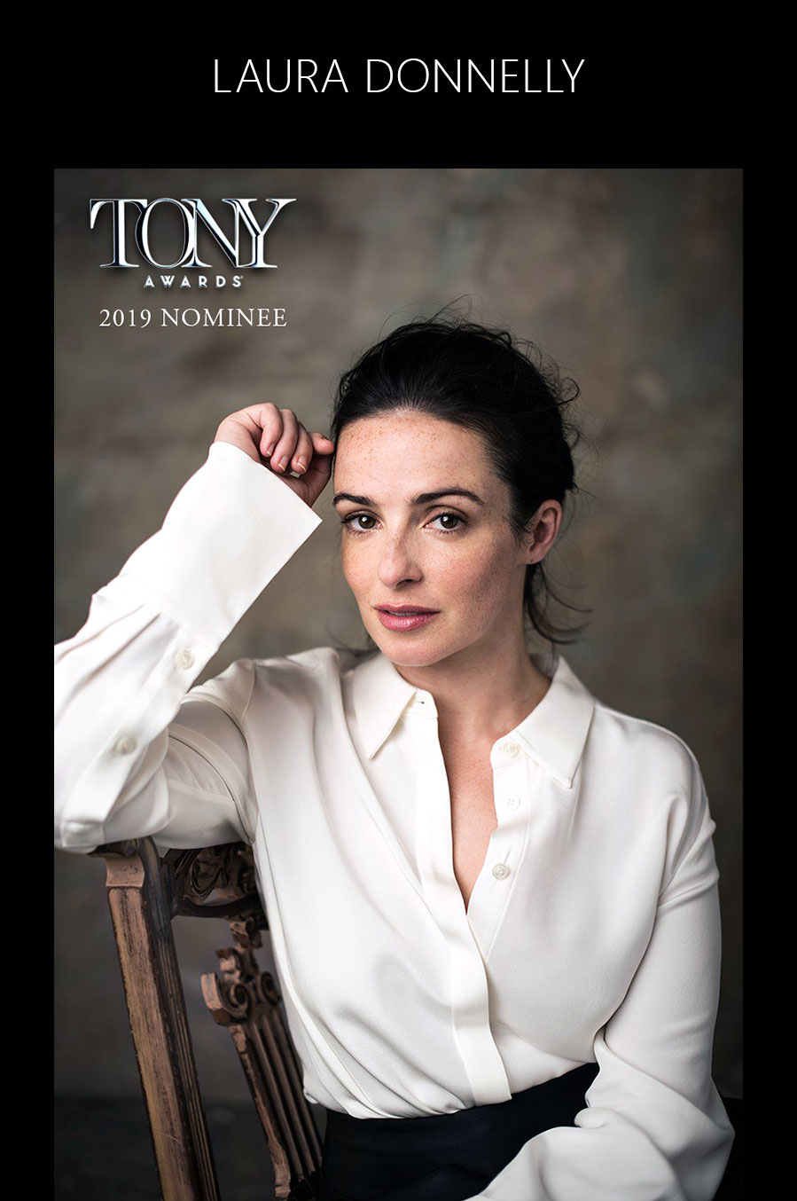 Laura Donnelly Nominated for a Best Actress Tony Award for 'The Ferryman'