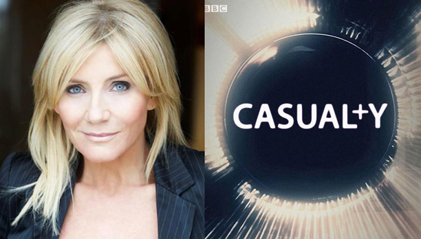 Michelle Collins - casualty
